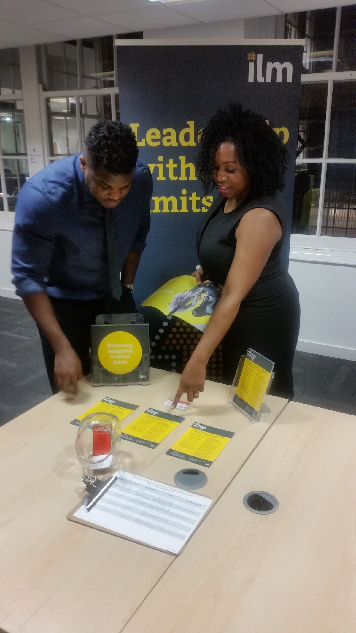 Accredited Leadership and Entrepreneurial Courses launch in Hackney